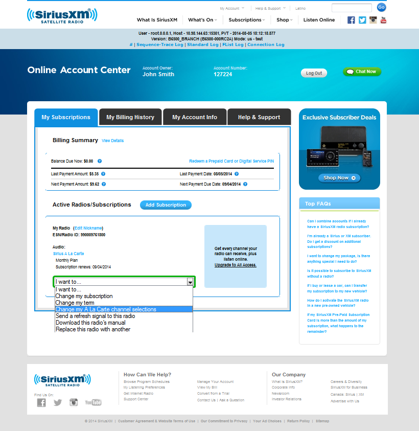 Troubleshooting Your SiriusXM Radio