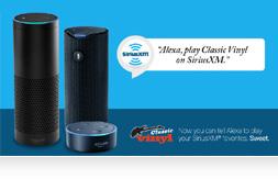 SiriusXM + Amazon Alexa