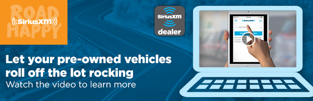 Let your pre-owned vehicles roll of the lot rocking.