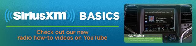 SiriusXM Basics