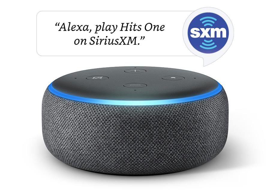 Siriusxm Amazon Alexa Skills