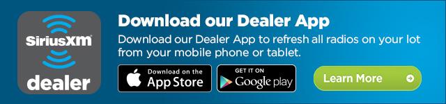 Download Our Dealer App